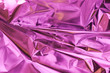 Violette Metallfolie