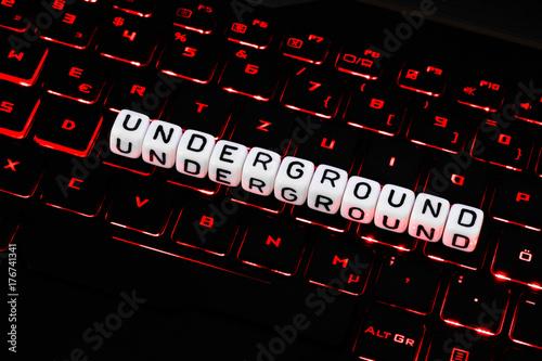 Underground Plakát