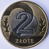 Coin 1 Zlote Front - 176749569