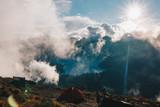 rinjani crater camp