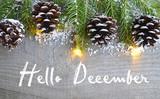 Hello December.Chris...