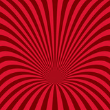 Abstract radial ray background - vector illustration - 176770326