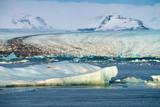 Iceland Glacial Lagoon 2 - 176788126
