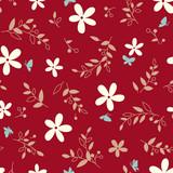花のパターン - 176817738