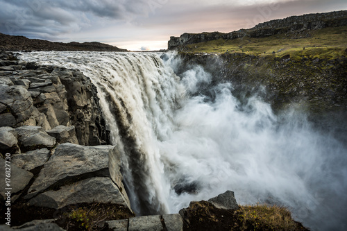 Dettifoss waterfall - 176827730