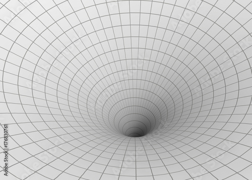Fototapeta  Curvature of the Space-Time