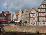 Hansestadt, Stade, Altstadt, historisch - 176833341