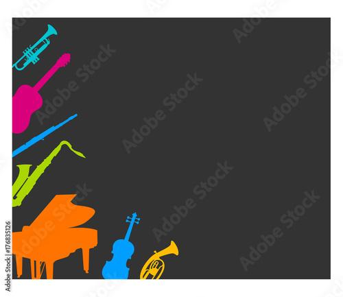Fotobehang Muziek Musik - 162