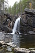 Waterfall, part of Mittåfallet - 176847320