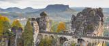 Panorama von der Bastei