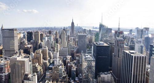 Fridge magnet New York, United State