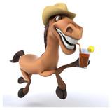 Fun horse - 176873124
