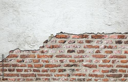 Foto op Plexiglas Baksteen muur Mauer