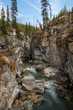 Portrait of Tokuum Creek in the Canadian Rockies - 176881187