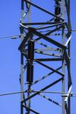 Pylône électrique - 176884952