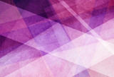 abstract background. purple pink and white transparent layers or diagonal stripes in random pattern - 176918166