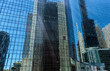 Skyscraper Reflections in Chicago