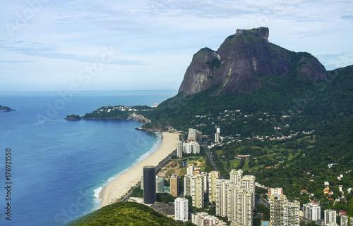Fotobehang Rio de Janeiro Beautiful sandy beach in Ocho Rios, Jamaica