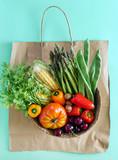 fresh vegetables - 176942790