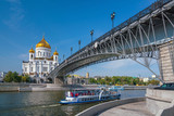 Cathedral of Christ the Savior in Moscow - 176942928