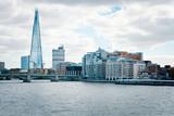 London city modern cityscape