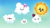 sol y nubes alegres - 176975776