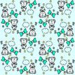 cartoon icon illustration pattern child children - 177003591