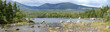 panaramic view of mt katahdin