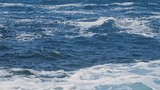 Waves of the Adriatic sea after storm - 177034716