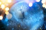 art 2018 happy new years eve background - 177034927