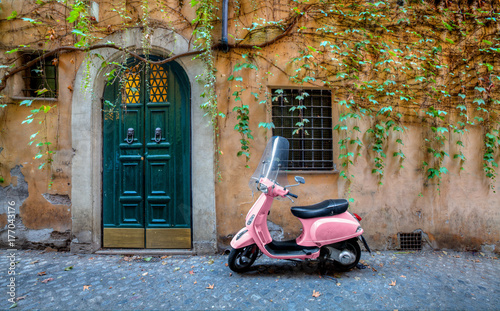 Aluminium Scooter Scooter in Rome
