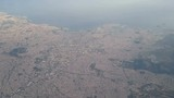 Aerial view of the metropolitan area of Athens, Greece. - 177065947