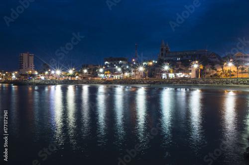 Malecón de La Libertad.