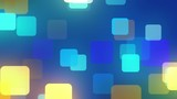 Bokeh Rectangle Creative Background Loop - 177078387