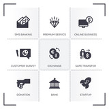 BUSINESS & BANKING CONCEPT - 177091733