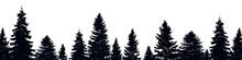 Fir Trees Sticker