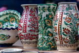 Romanian traditional ceramic for Corund, Transylvania area - 177099591