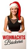 Weihnachtsbäckerei - 177106754