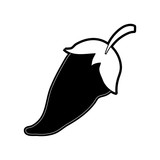 Chilli spicy flavor icon vector illustration graphic design - 177115703