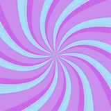 Swirl radial pattern backgrounds. Colorful, bright twirl rays. Vibrant beams. vector - 177124176