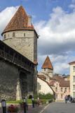 City Walls - Tallinn - Estonia poster