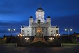 Helsinki Cathedral - Helsinki - Finland poster