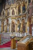 Iconostasis in Uspenski Cathedral - Helsinki - Finland poster
