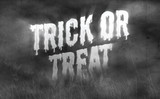 Trick or Treat Horror Movie Poster