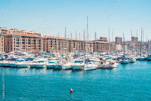 Marseilles port