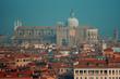 Quadro View from the bell tower San Giorgio Maggiore, Venice, Italy
