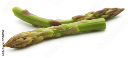 Papiers peints Légumes frais Fresh asparagus