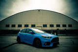 Light Blue Sports Car