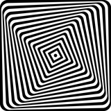 Op art geometric design element. - 177233140