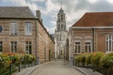 The church of Saint Gommaire in Lier, belgium - 177257905